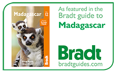 Featured in Bradt Guide