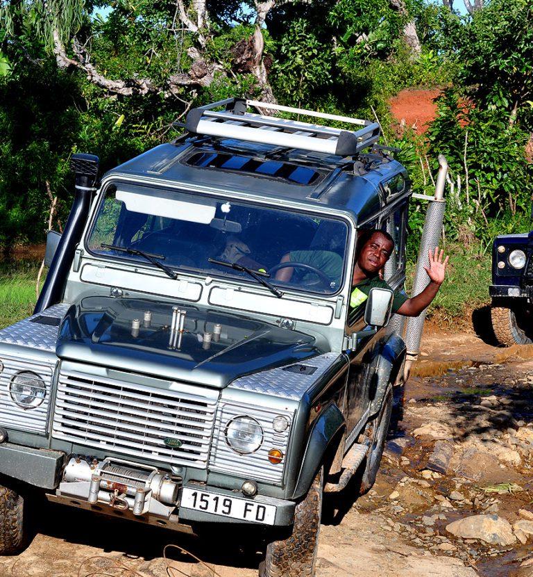 Land Expedition Madagascar