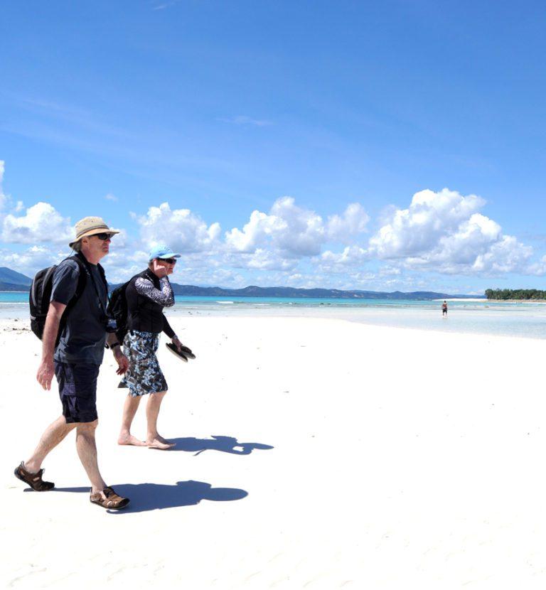 Madagascar tropical beach vacations