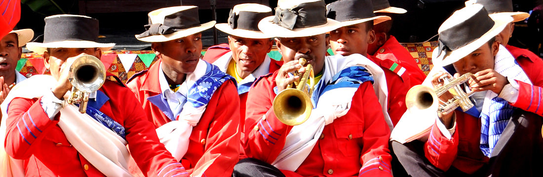 Madagascar City Tours
