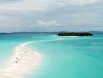 Tropical beach holidays vacations ideas