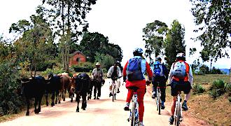 Mountain biking and bicycling in Madagascar