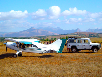 Business trip and elite vacation in Madagascar