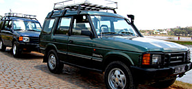VIP cars in Madagascar