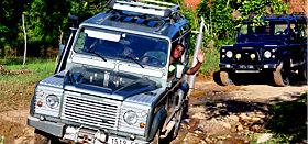 Land Rover Madagascar