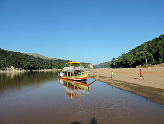 River Tsiribihina and mangoky trip in Madagascar