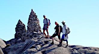 Trekking in the Eastern Rainforest of Madagascar