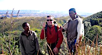 Immersion trekking in Madagascar