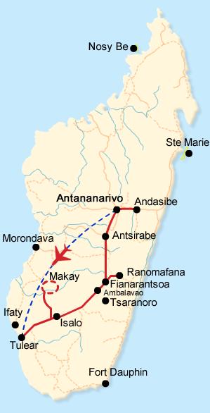 Madagascar tours